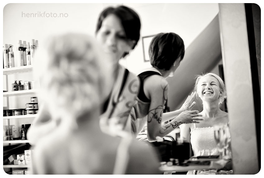 Sandar Kirke Magasinet Café fotograf sandefjord bryllupsfotografering i sandefjord Atlantic hårstudio