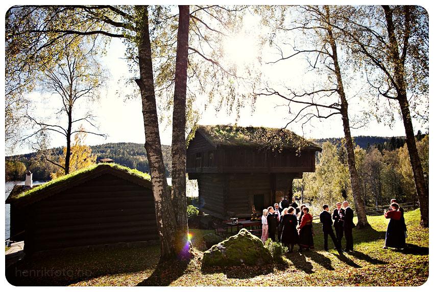 Høstbryllup fotograf bryllup bryllupsfotograf oslo Bryllup på Bjørnsgard i Oslo Bjørnsgård