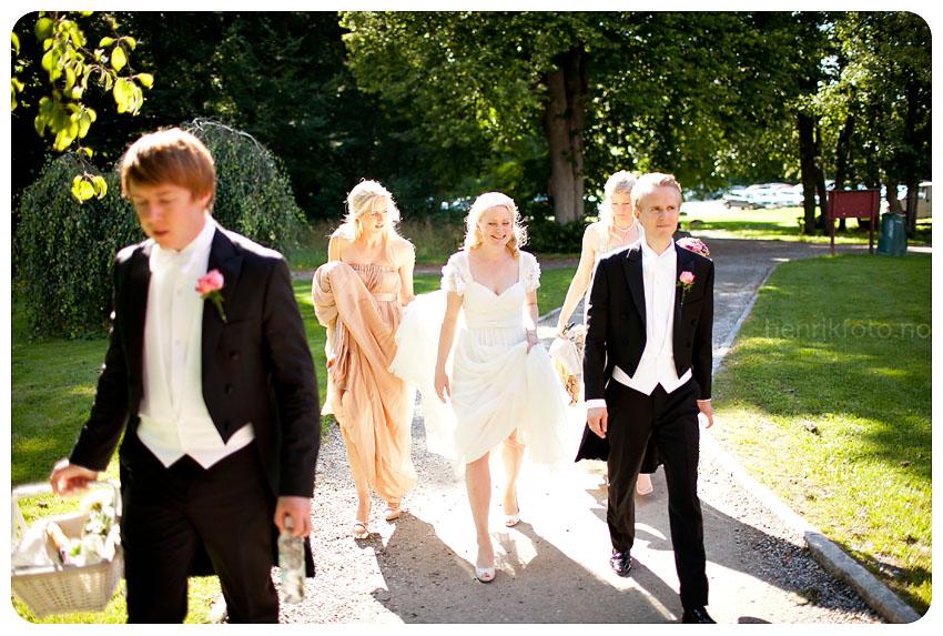 Refsnes Gods Jeløy Radio Fotograf Moss