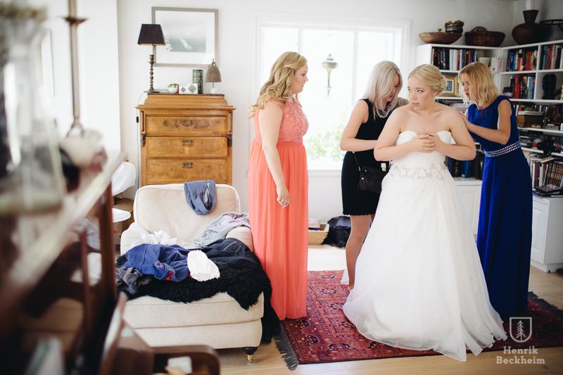 Fotograf til bryllup i Oslo